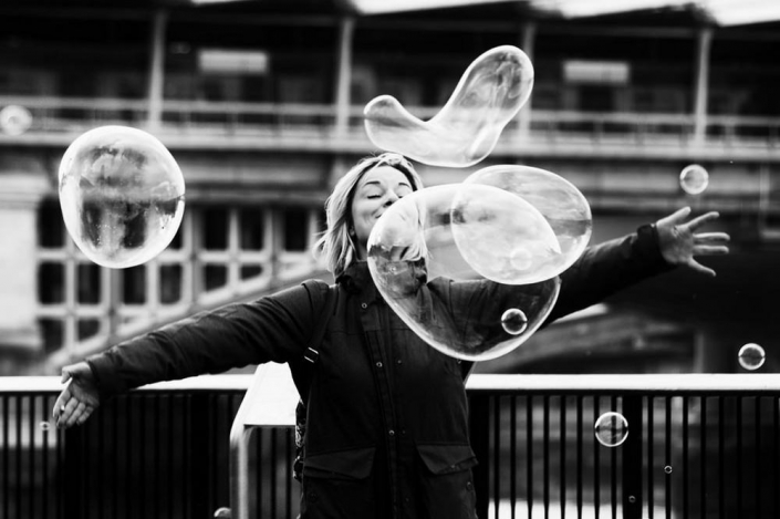 Bubbles, London Street